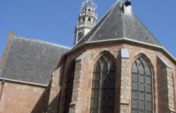 Gemeente Hoorn Oosterkerk toren