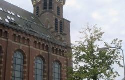 Gemeente Hoorn toren grote kerk kerkplein